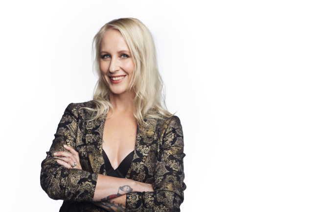 Elina Kottonen. Kuva: © 2019 Jan Lönberg / Nelonen Media.