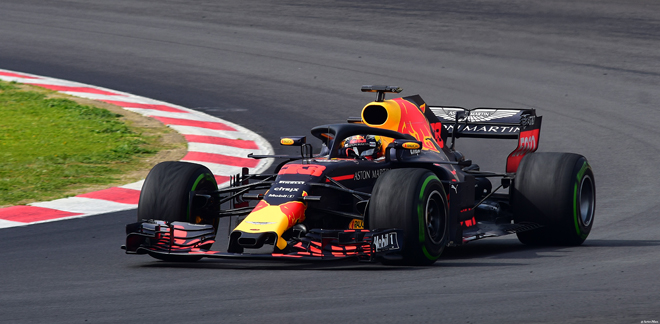 Red Bull Tag Heuer
