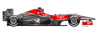 Virgin-Cosworth