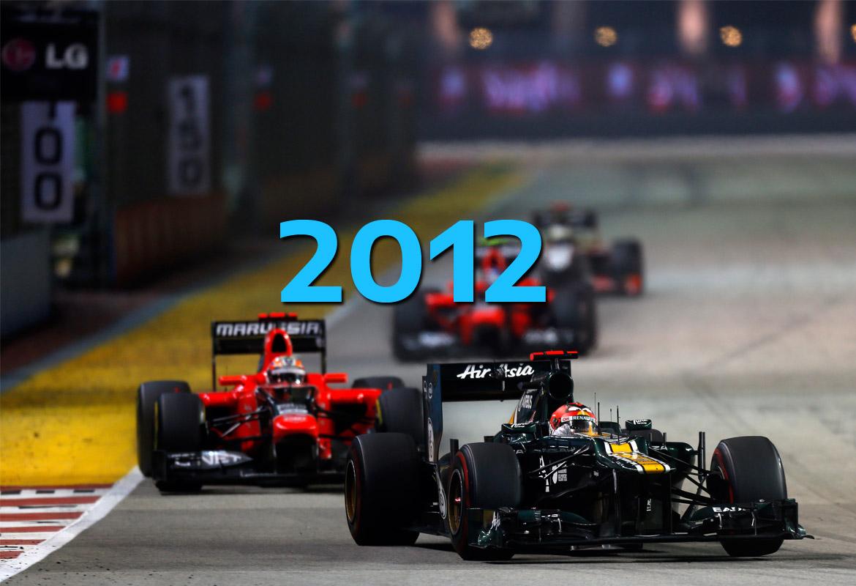 F1 Kausi 2012