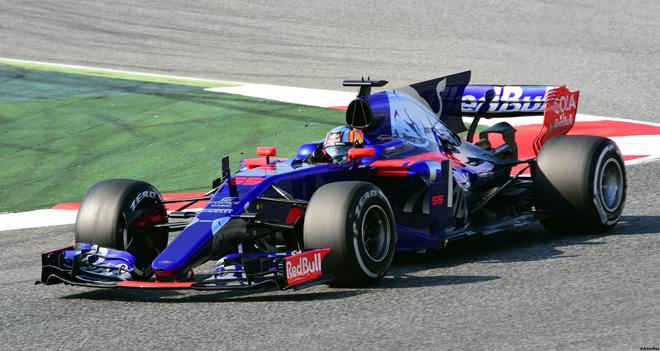 Toro Rosso Renault